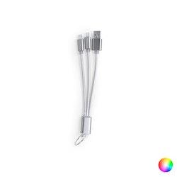 Synkroniserad laddare USB-C Micro USB Lightning 146089