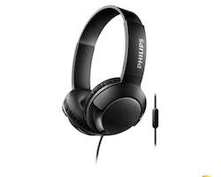 Hörlurar med Mikrofon Philips SHL3075/10 BASS+ 40 mW (3.5 mm)