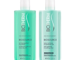 Kosmetikset Damer Biosource Duo Biotherm (2 pcs) Normal hud