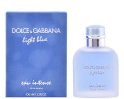 Parfym Herrar Light Blue Eau Intense Pour Homme Dolce & Gabbana EDP (100 ml)