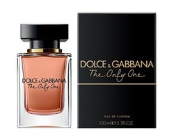 Parfym Damer The Only One Dolce & Gabbana EDP (100 ml)