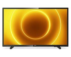 "Television Philips 32PHS5505 32"" HD LED HDMI Svart"