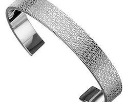 Damarmband GC Watches CWB90702 Silver (19 Cm)