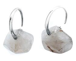 Dam örhängen GC Watches CWE90706 Silver (3 Cm)