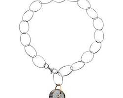 Damhängen GC Watches CWN90702 Silver (50 Cm)