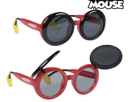 Barnsolglasögon Mickey Mouse Röd