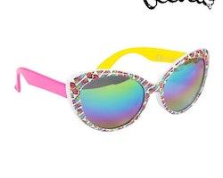 Barnsolglasögon Poopsie Rosa
