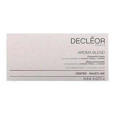 Kroppsoljekoncentrat för platt mage Aromablend Decleor
