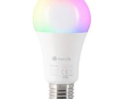 Smart-Lampa NGS Gleam727C RGB LED E27 7W