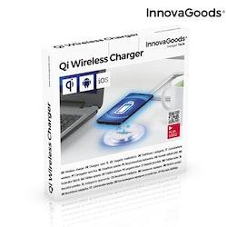 Qi Trådlös Laddare till Smartphones Wh InnovaGoods