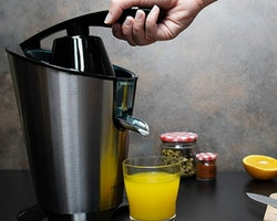 Elektrisk Juicepress Cecotec Zitrus 160 Vita Inox 160W