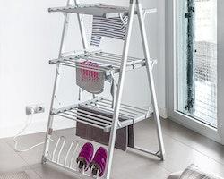 elektriskt hopfällbart torkställ Compak InnovaGoods Home Houseware
