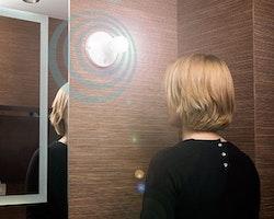 Glödlampshållaren med rörelsesensor Presence