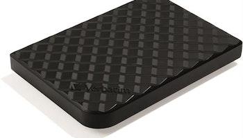 Verbatim Store 'n' Go U3 - Extern USB 3.0 hårddisk med 2TB lagringskapacitet, svart