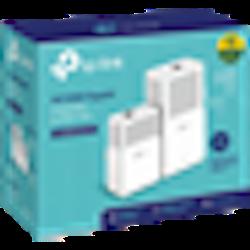 TP-Link AV1000 Powerline startpaket med två adaprar, Dual Band, 802.11ac, 1xRJ45, Gigabit, vit