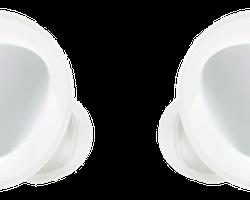 Samsung Galaxy Buds+, trådlösa hörlurar, vit
