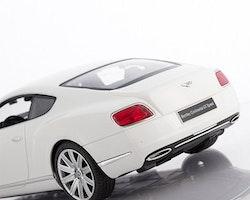 Bentley Continental GT radiostyrd bil, Vit