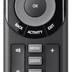 One For All URC 7955 Smart Control 5, svart
