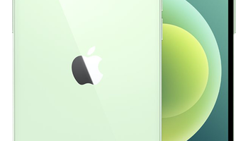 "Apple iPhone 12 - Smartphone - dual-SIM - 5G NR - 128 GB - 6.1"" - 2532 x 1170 pixlar (460 ppi) - Super Retina XDR Display (12 MP främre kamera) - 2 bakre kameror - grön 5G-hastighet. A14 Bionic - det"