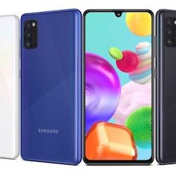 Samsung Galaxy A41, 64 GB, Svart
