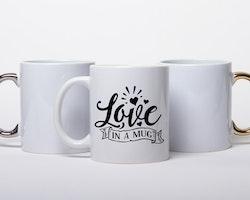 Mugg • Love in a mug