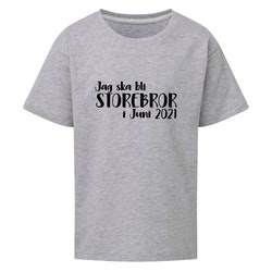 Barn T-shirt • Syskon #1