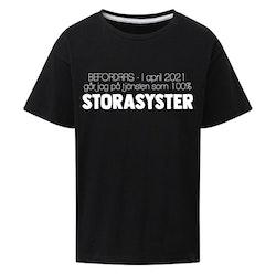 Barn T-shirt • Syskon #3