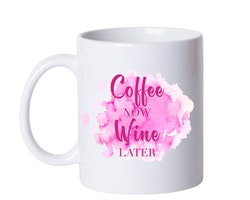 Mugg • Coffee now, Wine later
