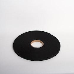 Biothane-koppel 12mm • SVART