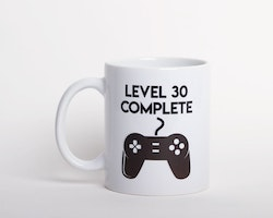 Mugg • Level .. Complete