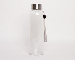 Vattenflaska av RPET • Eget tryck