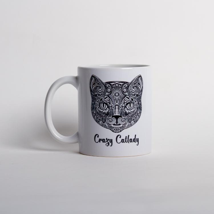 Mugg • Crazy Catlady
