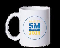 Mugg • Agility Lag-SM 2021 Gotland