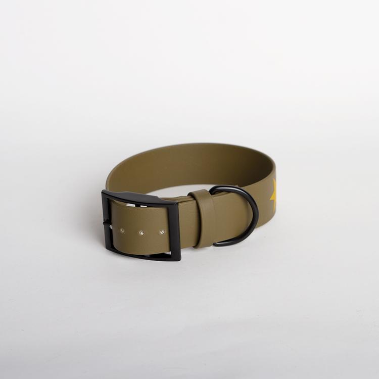 Halsband, ställbart • 38 mm