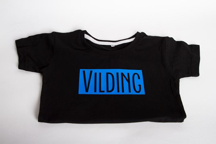 Barn T-shirt • Namn/Ord #2