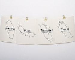 Disktrasa • Mälaröarna
