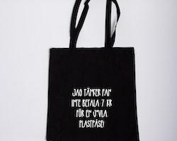 Tygpåse • 7kr plastpåse
