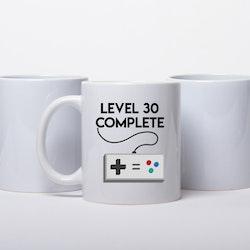 Mugg • Level .. Complete
