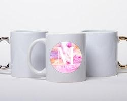 Mugg • Pink space