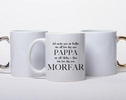 Mugg • Morfar/Farfar
