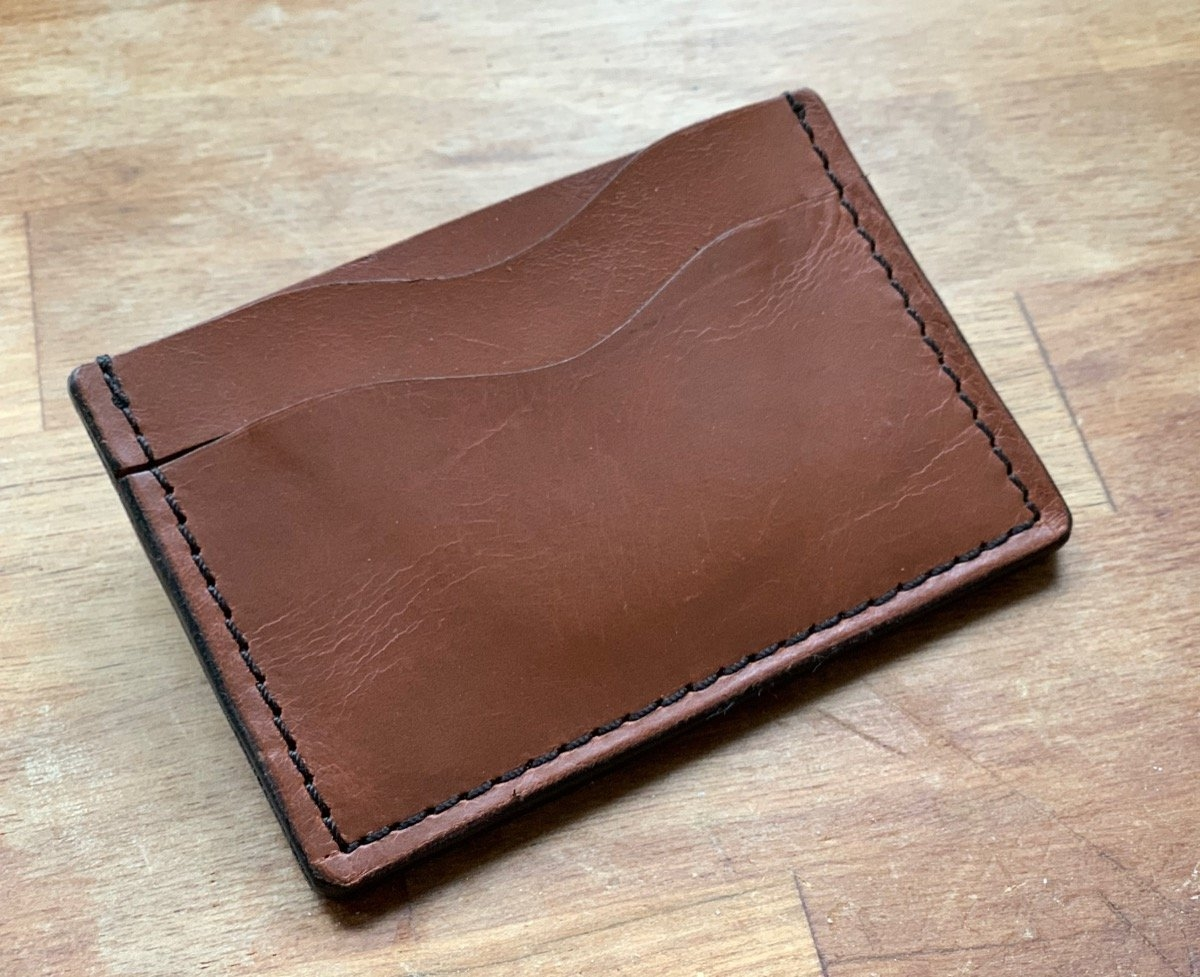 Korthållare - Karrlander Leather Goods