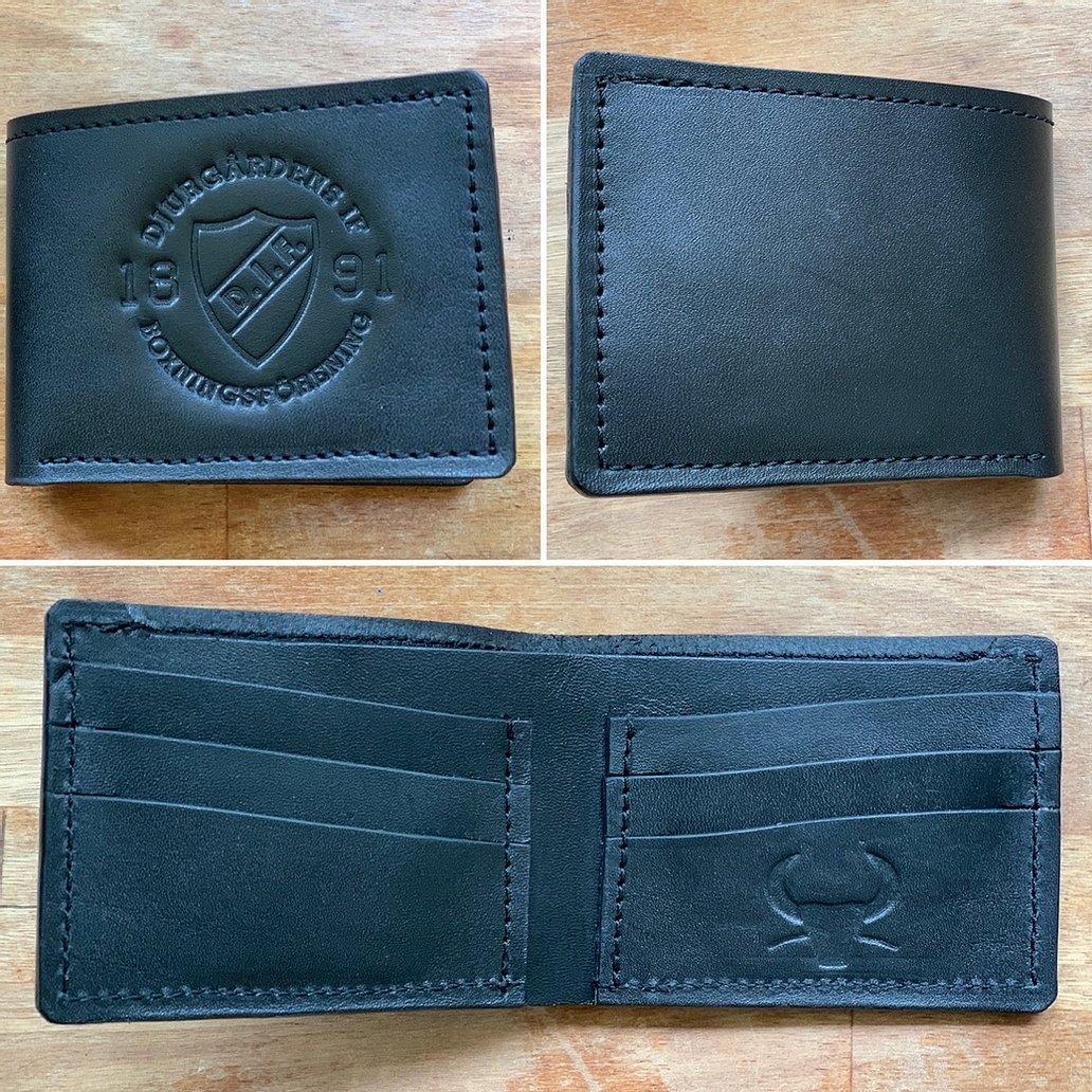Plånböcker större - Karrlander Leather Goods