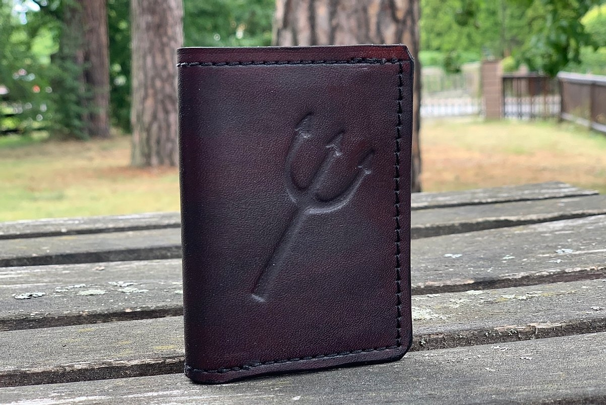 Plånböcker Slim - Karrlander Leather Goods