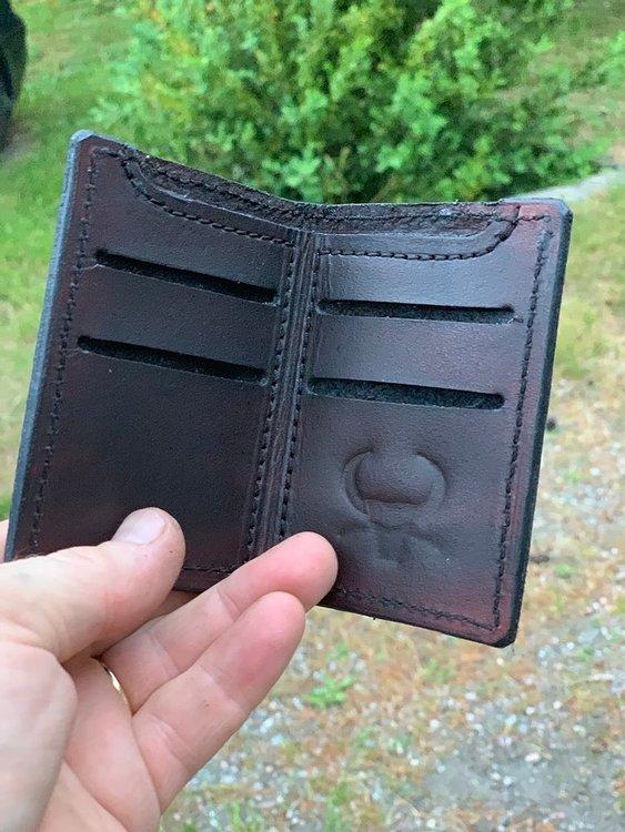Plånbok - Ingenjörtrupperna