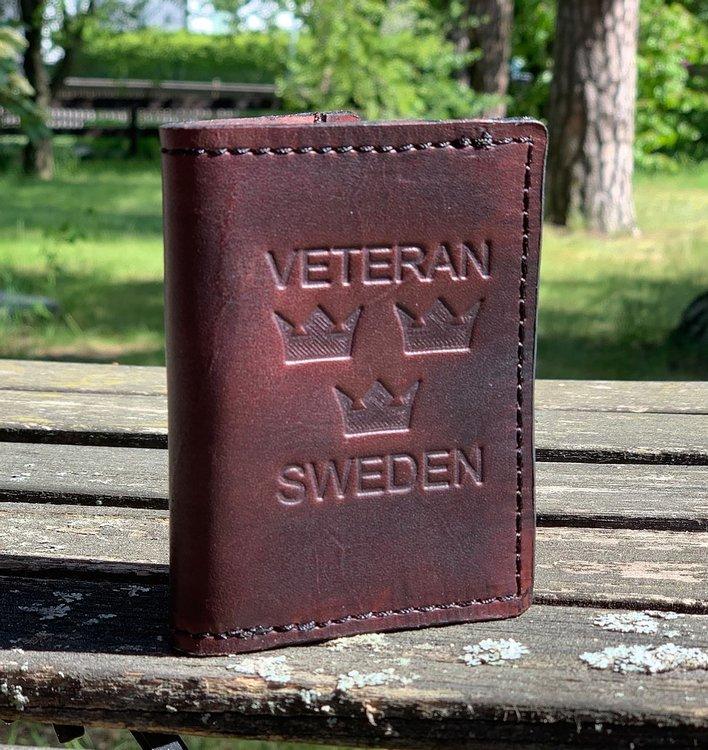 Swedish Veteran - Plånbok