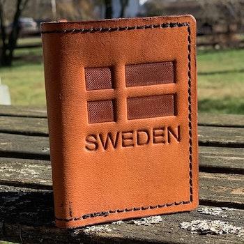 """Plånbok """"Sweden"""""""