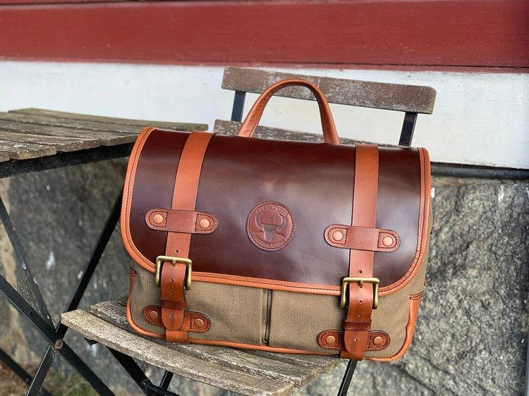 "Canvas väska ""Kiruna"""