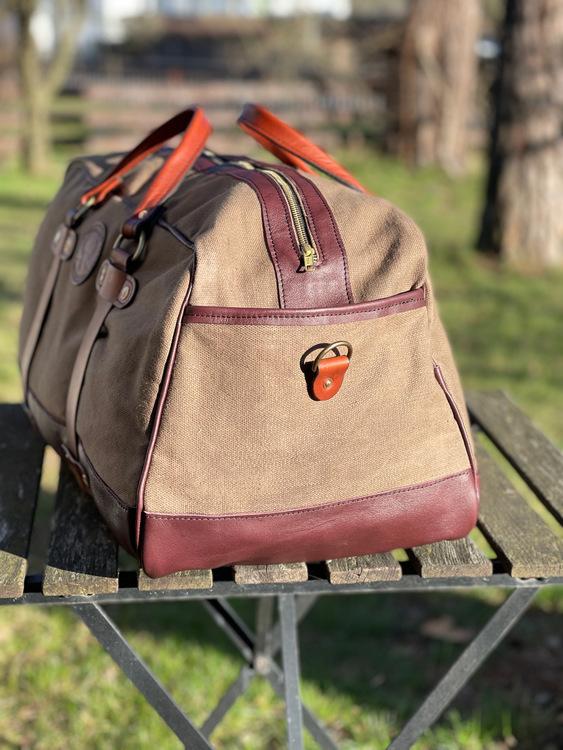 """Weekender Bag """"Minnesota"""""""