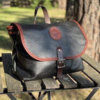 """Axelremsväska väska """"Billings"""" Läder"""