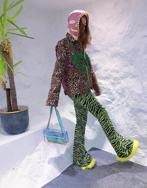 Jungle Star Denim Jacket